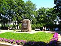 Kronstadt. Memorial sign Andrew's Cathedral.JPG