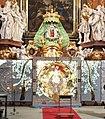 Krzeszów, bazylika WNMP, prezentacja ołtarza-tabernakulum Gwiazda Kazachstanu autorstwa Mariusza Drapikowskiego.jpg