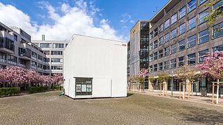 File kubus haus der architektur k ln josef haubrich hof kirschbl te wikimedia commons - Architektur kubus ...