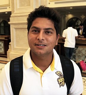 Kuldeep Yadav Indian cricketer (born 1994)