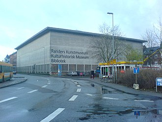 Flemming Lassen - Randers Cultural Centre (1969)
