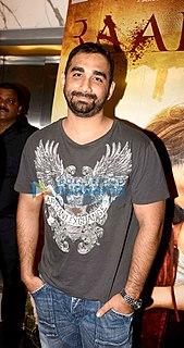Kunal Deshmukh Indian film director and restaurateur