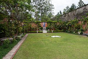 Kundasang War Memorial - The Australian Garden.