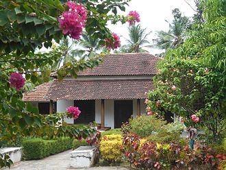 Kunjali Marakkar - Ancestral  Home  of  Kunjali  Marakkar  at  Iringal, Kottakkal, Near Calicut,  now  preserved as a Museum