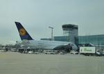 LH Airbus A380-800 D-AIME - Johannesburg - FRA airport, Gate C 14.png