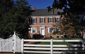 Loockerman Hall - Loockerman Hall, September 2012