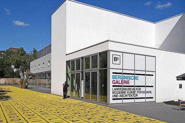 Berlinische Galerie Museum Und Galerie In Berlin Deutschland