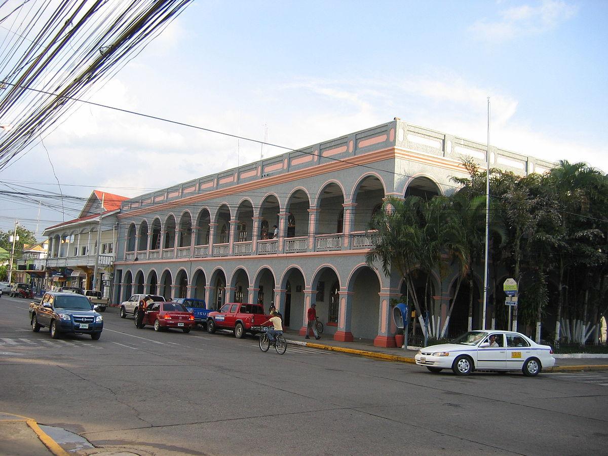 La Ceiba - Wikipedia, la enciclopedia libre