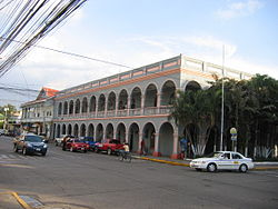 La Ceiba Municipality in 2007