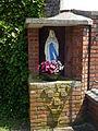 La Neuville (Nord, Fr) oratoire Notre-Dame de Lourdes.JPG
