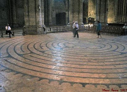 Labyrinthchartres