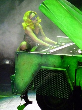 Lady Gaga Presents the Monster Ball Tour: At Madison Square Garden - The Monster Ball Tour became one of the highest-grossing concert tours of all time
