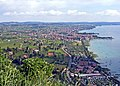 Lago di Garda mit Blick auf die Stadt Garda - panoramio.jpg