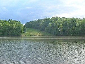 Lake Needwood - May 2006