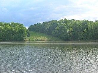 Lake Needwood - May 2006