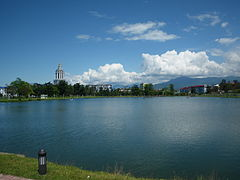 Lake in Batumi.jpg