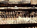 Lakshmana Temple Western Group of Temples Khajuraho India - panoramio (23).jpg
