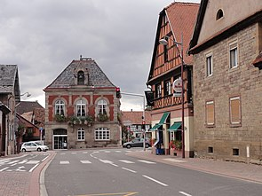 Lampertheim Mairie.jpg