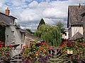 Langeais ponta dekoro sur la rivereto La Roumer.jpg