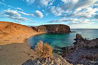 Lanzarote - Papagayo Beach