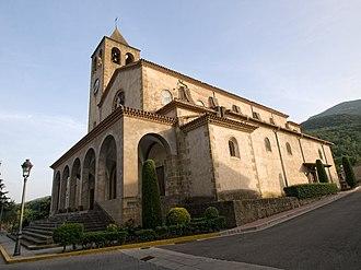 Les Planes d'Hostoles - St. Christopher's parish church