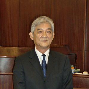 President of the Legislative Assembly of Macau - Image: Lau Cheok Va