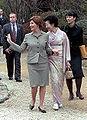 Laura Bush and Kikuyo Fukuda cropped.jpg