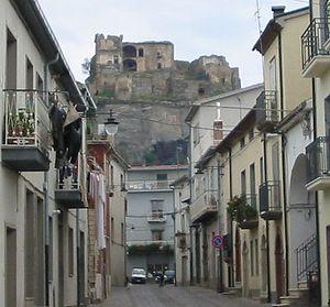 Laurenzana - Laurenzana castle Ruins