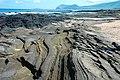 Lava formations, James Bay, Santiago, San Salvador island, Galapagos - panoramio.jpg