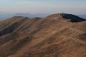 Giant Magellan Telescope - Las Campanas Observatory