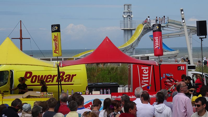 Le Touquet-Paris-Plage - Tour de France, étape 4, 8 juillet 2014, départ (A60).JPG
