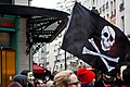 Le pavillon noir se lève, anti ACTA le 25 février 2012.jpg