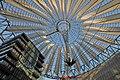 Le toit du Sony Center (Berlin) (2727935197).jpg