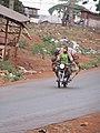 Le transport à Pobé, Bénin 08.jpg