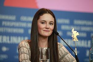 Lea van Acken - Lea van Acken at the Berlin Film Festival 2014
