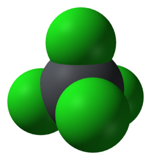 Lead tetrachloride chemical compound