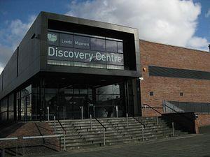 Leeds Museum Discovery Centre 2017