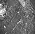 Lemon Creek and Thomas Glaciers, glacial remnents and mountain glacier terminus, September 16, 1966 (GLACIERS 5996).jpg