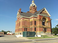 Lenawee County Courthouse 2010.JPG