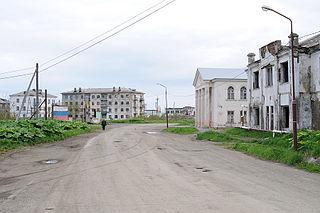 Chekhov, Sakhalin Oblast Selo in Sakhalin Oblast, Russia