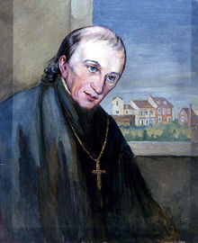 Portrait of Archbishop Leonard Neale