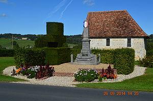 Les Authieux-sur-Calonne - Les Authieux-sur-Calonne War Memorial