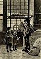 Les Misérables - François Flameng - Où le petit Gavroche tire parti de Napoléon le Grand.jpg