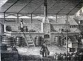 """Les merveilles de l'industrie, 1873 """"Atelier pour la préparation du violet de Paris (violet de méthylaniline"""". (4726560531).jpg"""