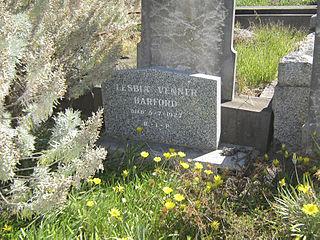 Lesbia Harford Australian poet and activist
