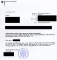 Letter confirming permission for multiple citizenship under Article 116(2) of the German Basic Law.png