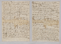 Letters 1666 1668 Queen Christina to Decio Azzolino National Archives Sweden K394 195 297.png