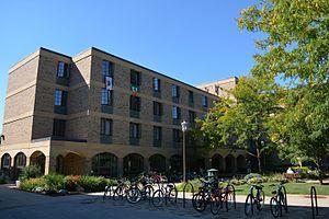 Lewis Hall (Notre Dame) - Lewis Hall