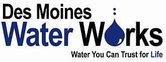 Des Moines Water Works - Image: Lg des moines water works logo