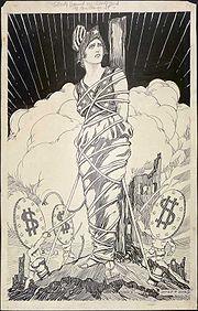 Liberty bound poster
